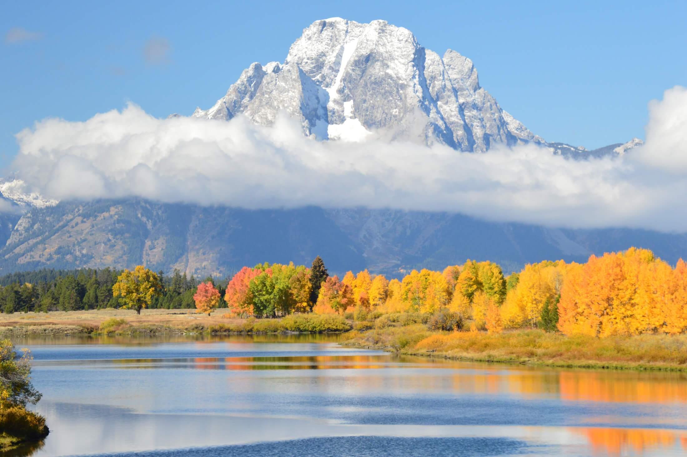 Scenic River trips Fall