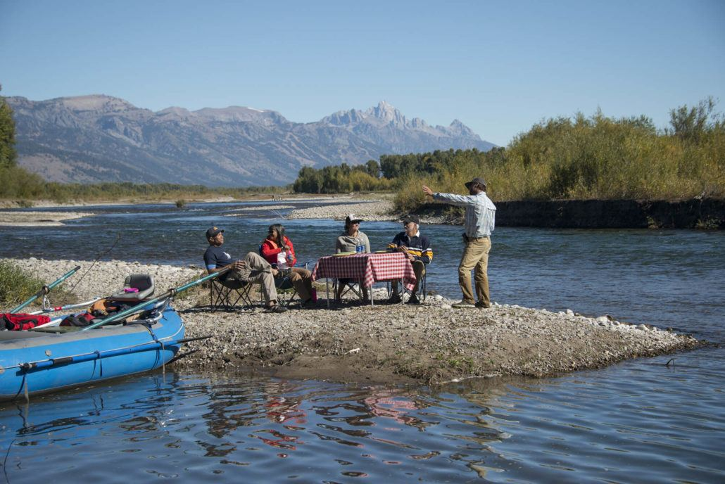 Dinner float - Scenic river trips