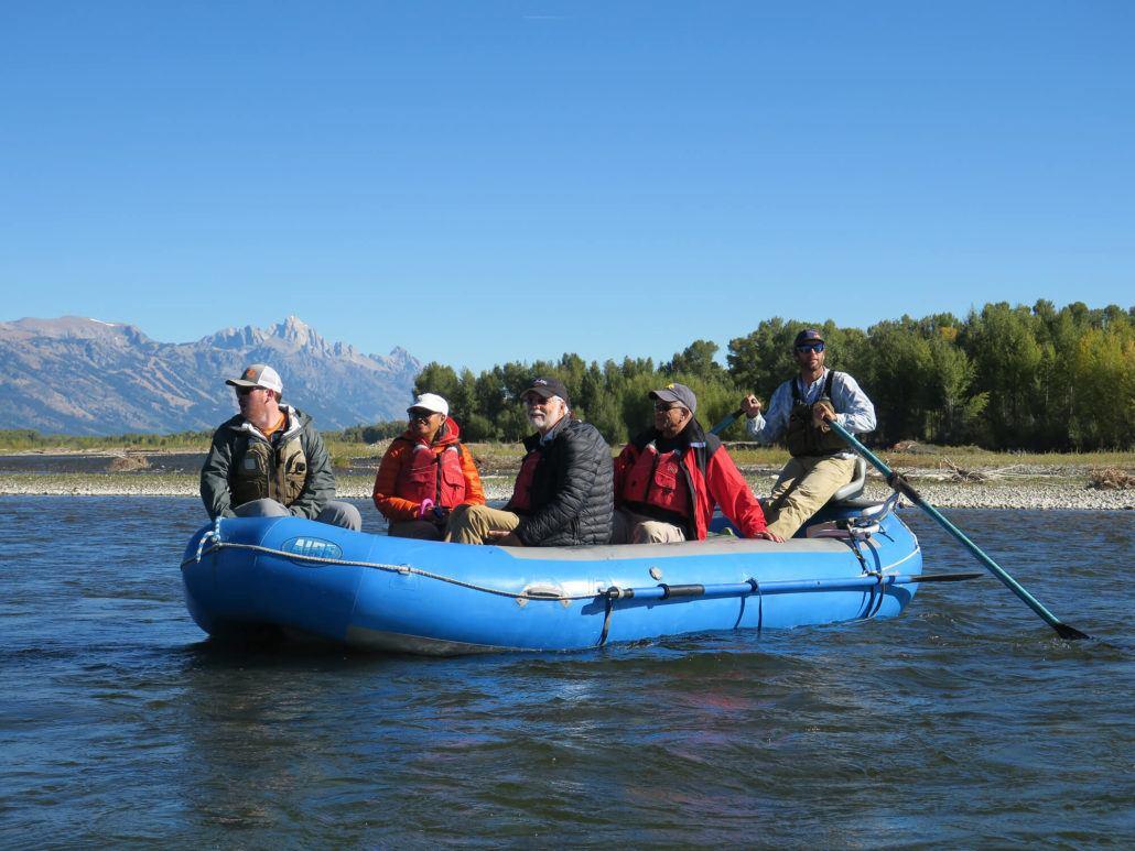 Boat - Scenic river trips Snake River