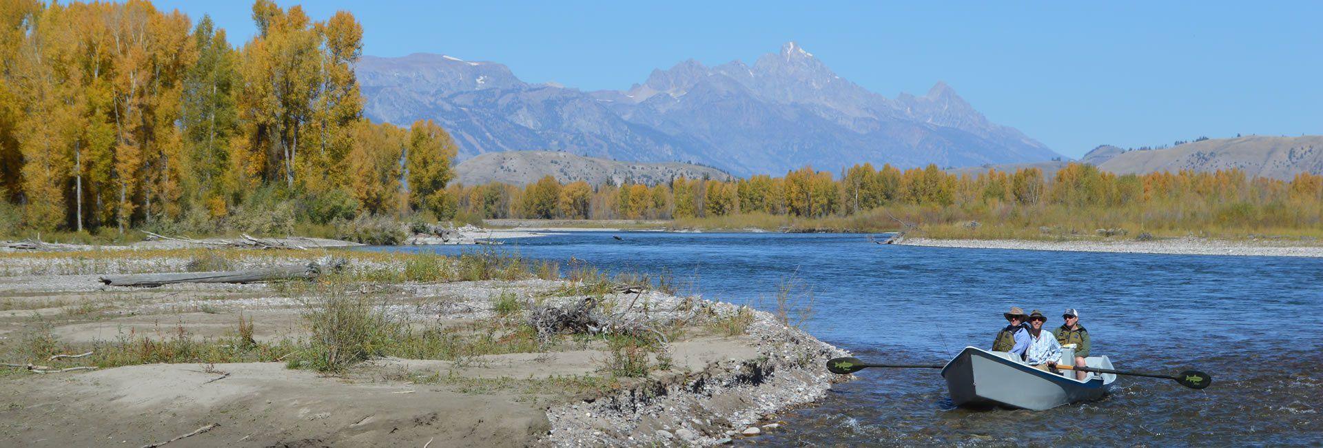 Boat - Scenic River trips