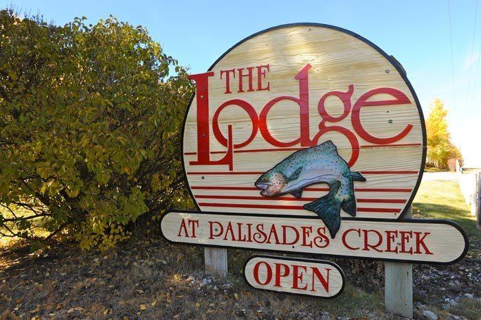 Lodge at Palisades Creek