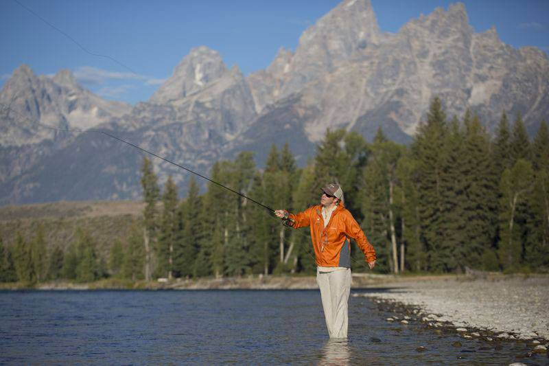 Snake river fly fishing trips jackson wy fish the fly for Snake river fly fishing