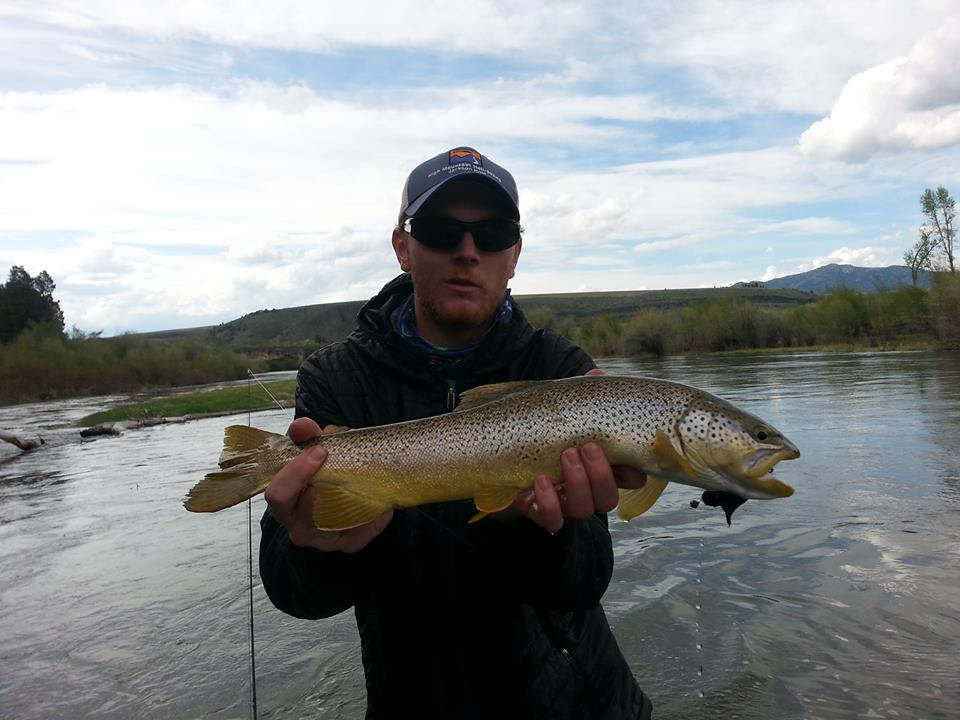 South fork of the snake river fishing report for South fork snake river fishing report