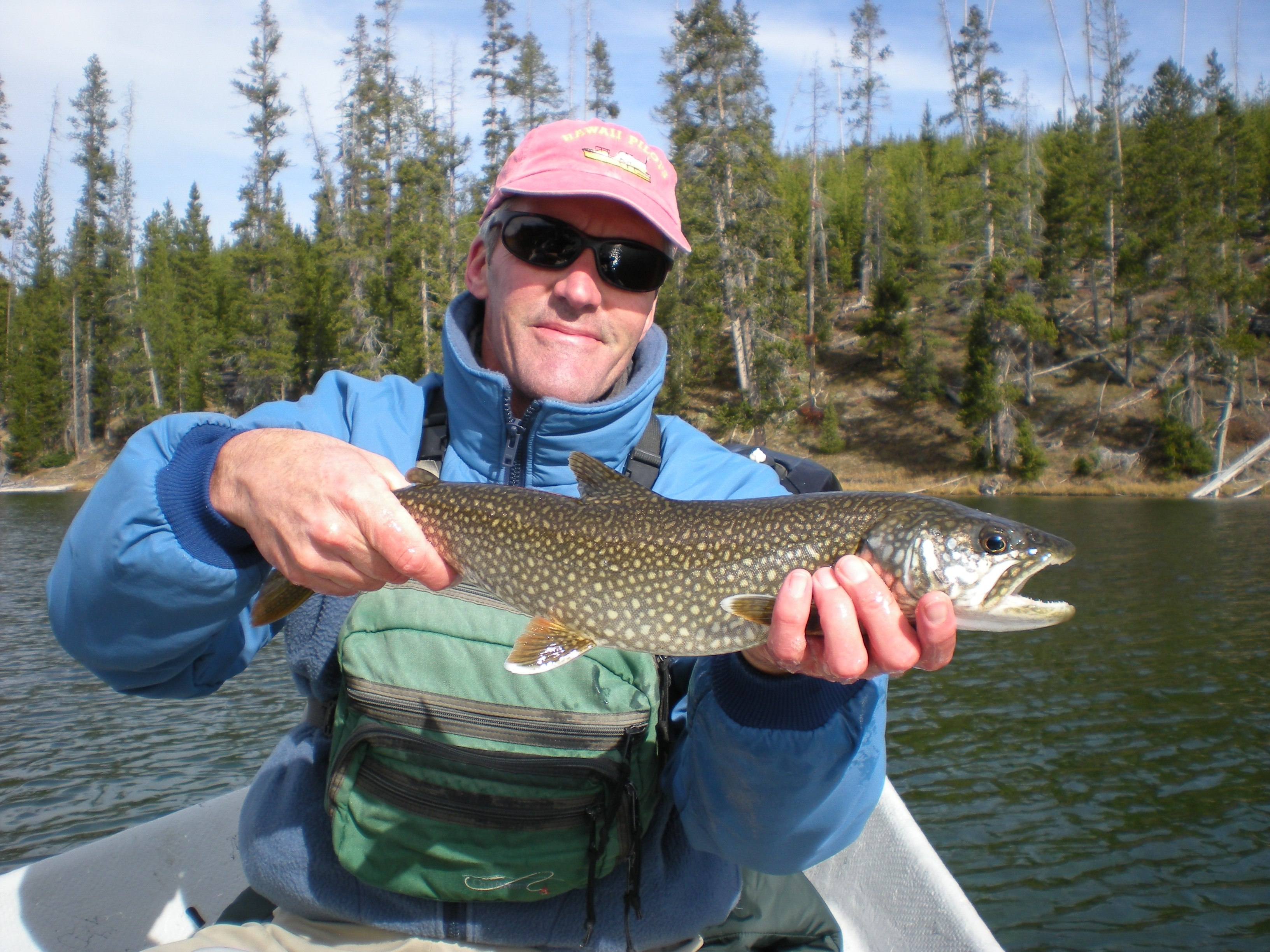 Yellowstone fly fishing report 11 jackson hole for Yellowstone lake fishing