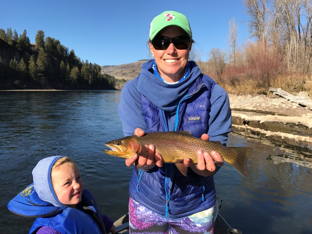 Jackson hole fly fishing report jackson hole for South fork snake river fishing report